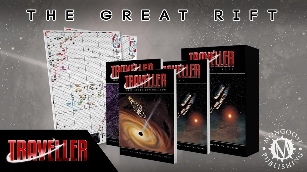 Traveller RPG: The Great Rift & Deep Space Exploration project video thumbnail