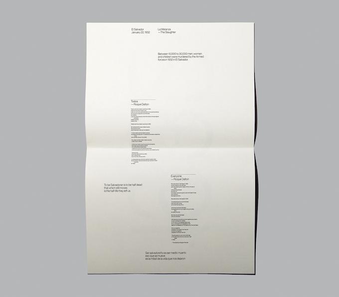 """""""Everyone"""" poem by Roque Dalton"""