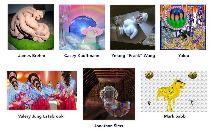 """Body Farm"" Artists"