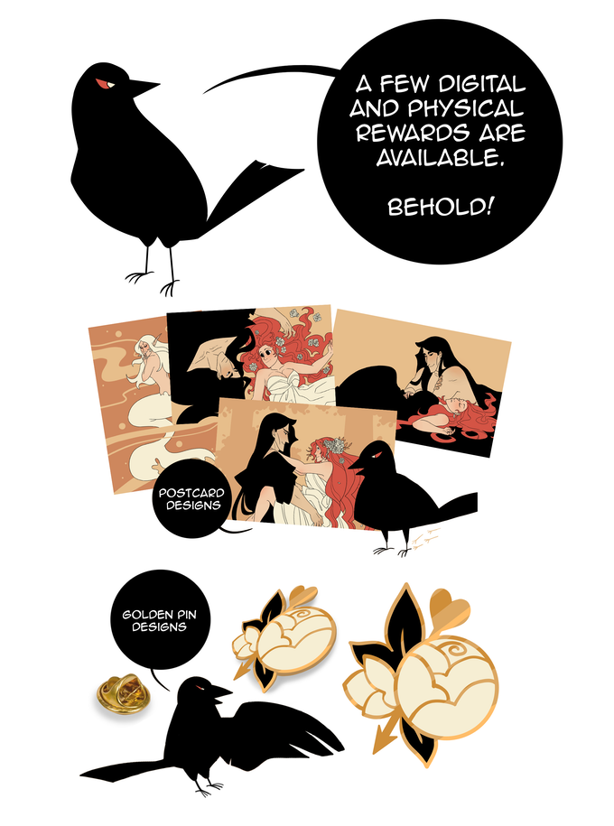 Persephone - One-volume comic adaptation by Allison Shaw