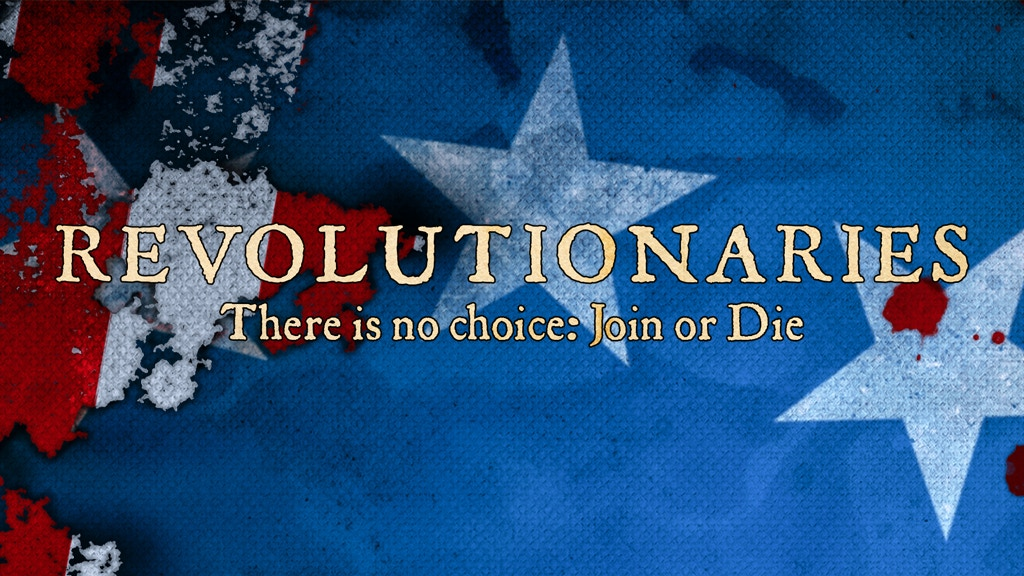 REVOLUTIONARIES — American War of Independence RPG project video thumbnail