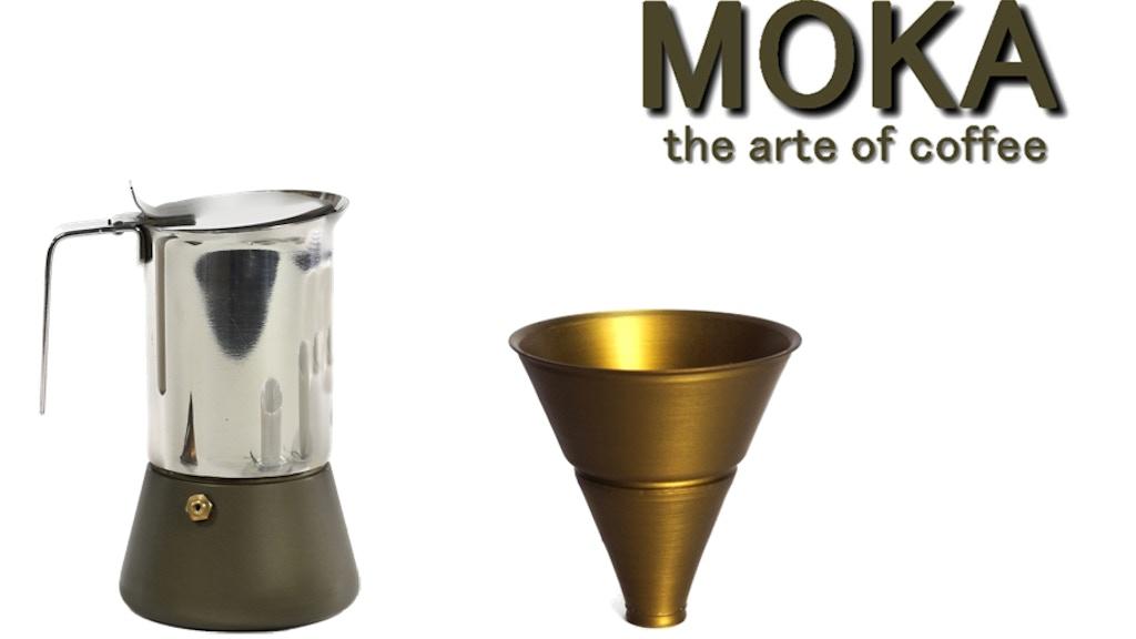 MOKA the art of coffee project video thumbnail