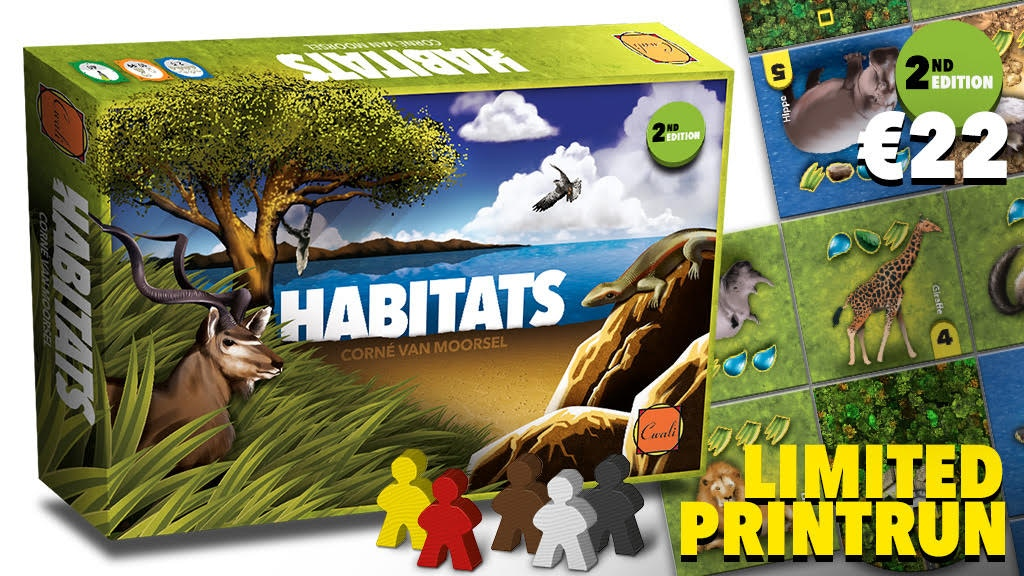 Build your wildlife park! Provide the right habitats for animals, build watchtowers and access roads and supply trekking places.