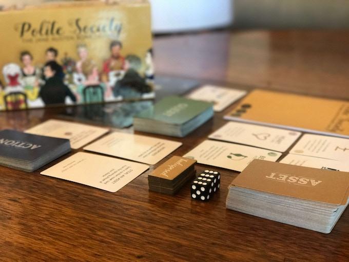Polite Society Prototype