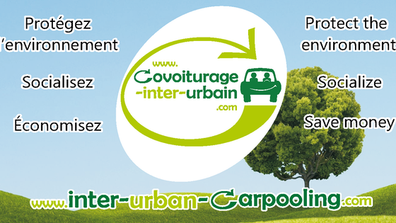 Covoiturage Inter-Urbain / Inter-urban Carpooling