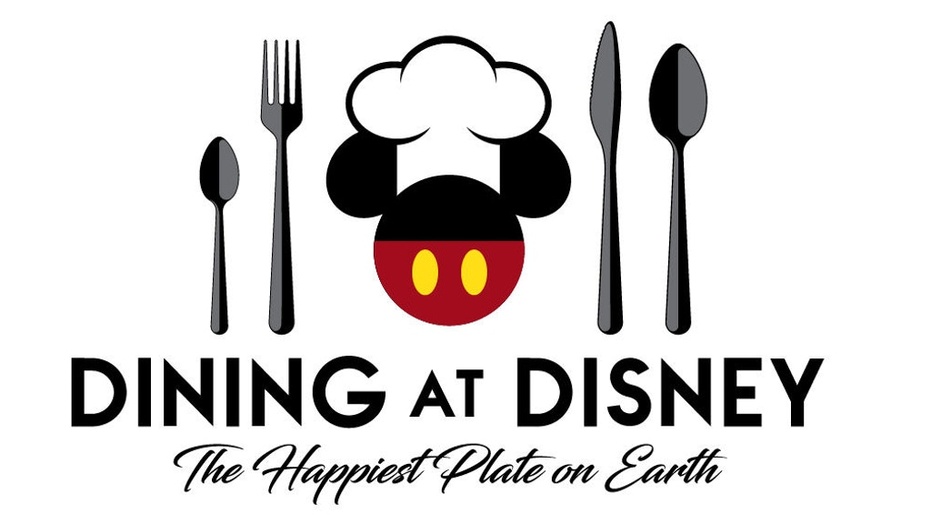 Project image for Dining at Disney website and podcast