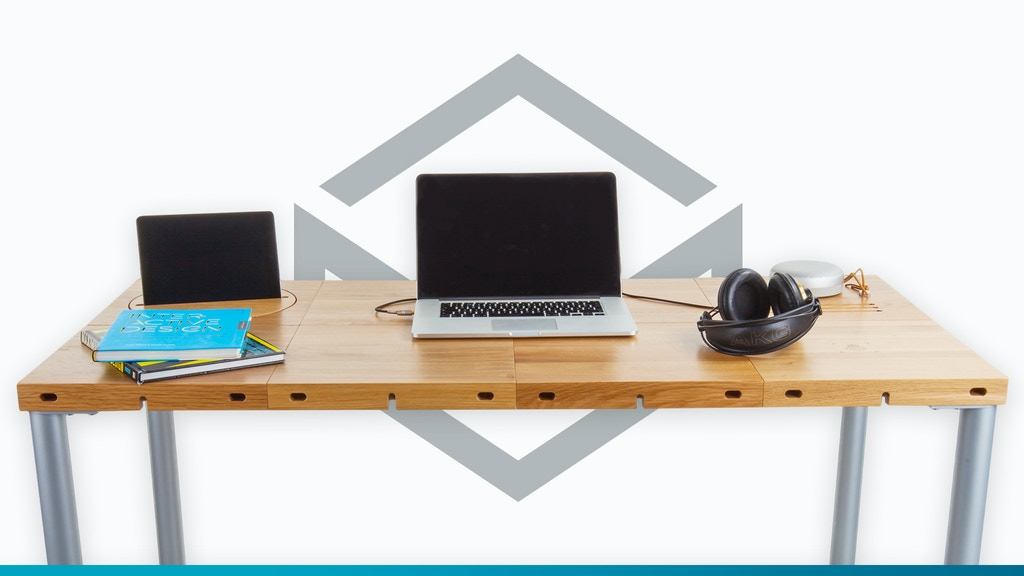 Modulos - an ever changing desk for your ever changing needs project video thumbnail