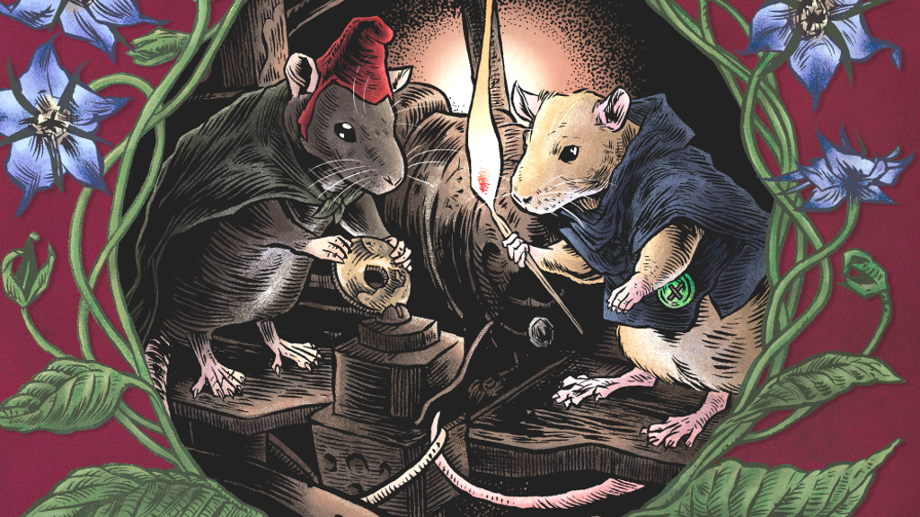 The Tim'rous Beastie Anthology project video thumbnail