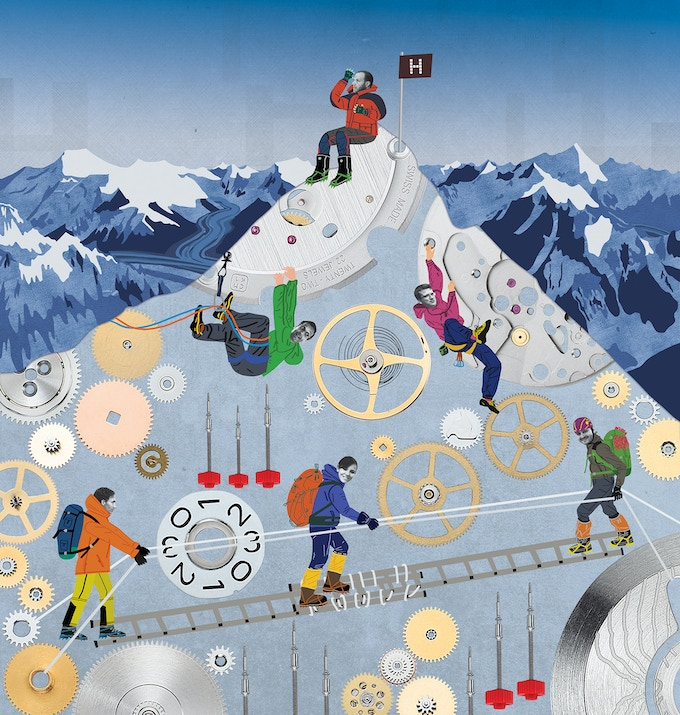 K1´s south east summit has only been reached 4 times... a brutal demanding climb like making a movement from the ground up