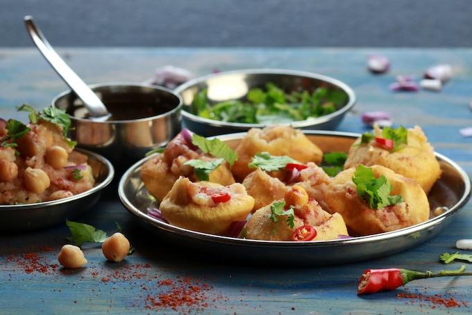 Pani Puri - streetfood favorite