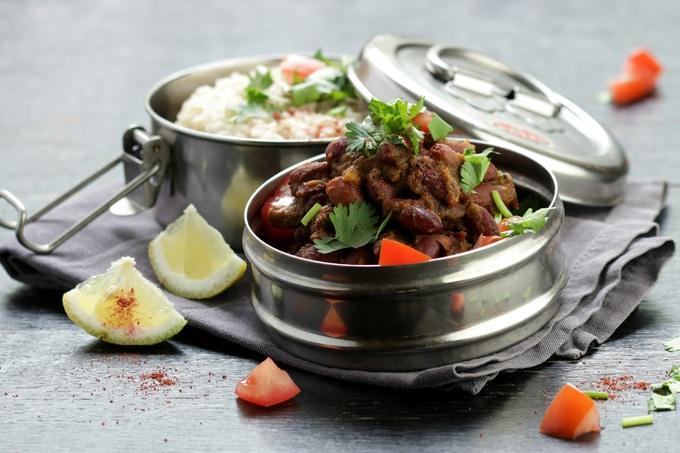 Rajma - Kashmiri red bean curry