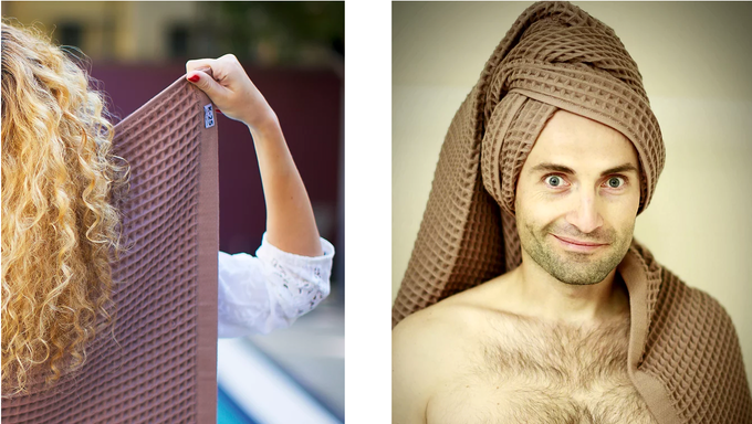 Special HAIR towel