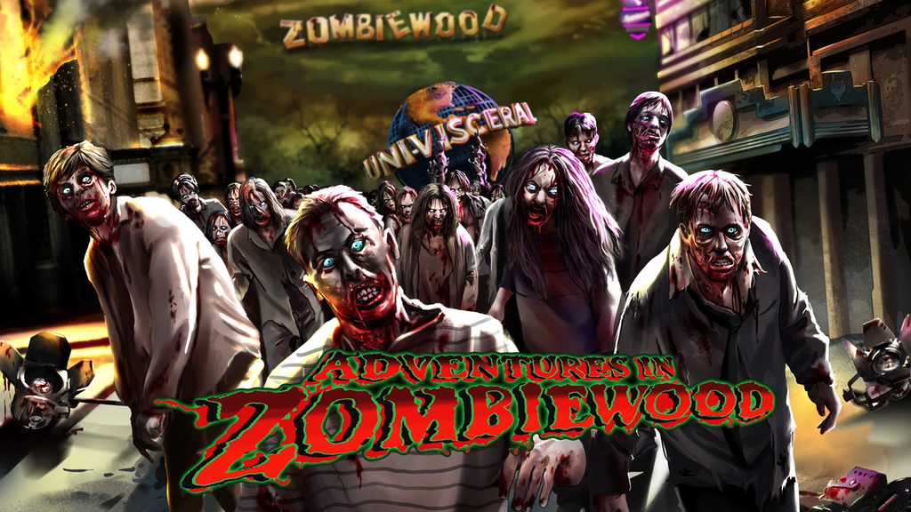 Adventures in Zombiewood project video thumbnail