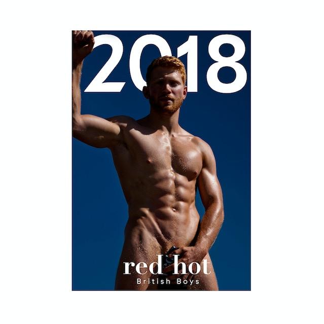 red hot british boys 2018 calendar by thomas knights kickstarter. Black Bedroom Furniture Sets. Home Design Ideas