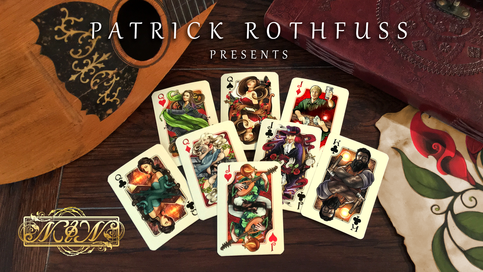 The Name of the Wind Art Deck by Elodin Enterprises ... Pat Rothfuss Map on miller map, marshall map, martin map, russin map, pierce map, brown map,