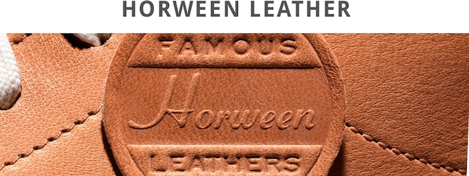 For more than 100 years, and five generations, the Horween company's goal has been to make the world's best leather. Today, these leathers are still made by hand, the same way they were generations ago.