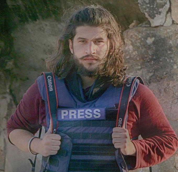 Hosam Katan. Aleppo