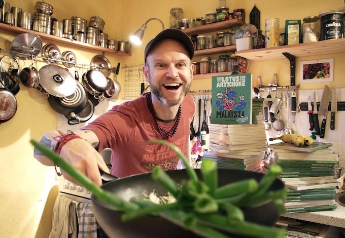 Kickstarter LIVE cooking show 2016