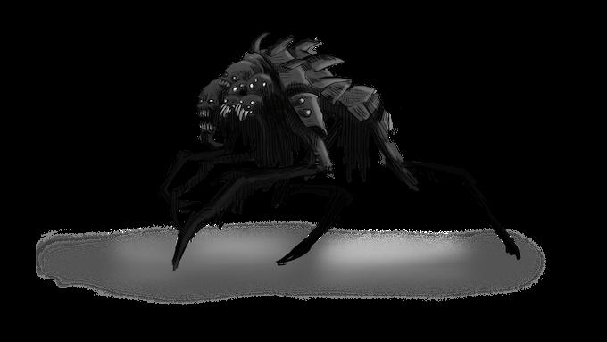 Terrible Arachne