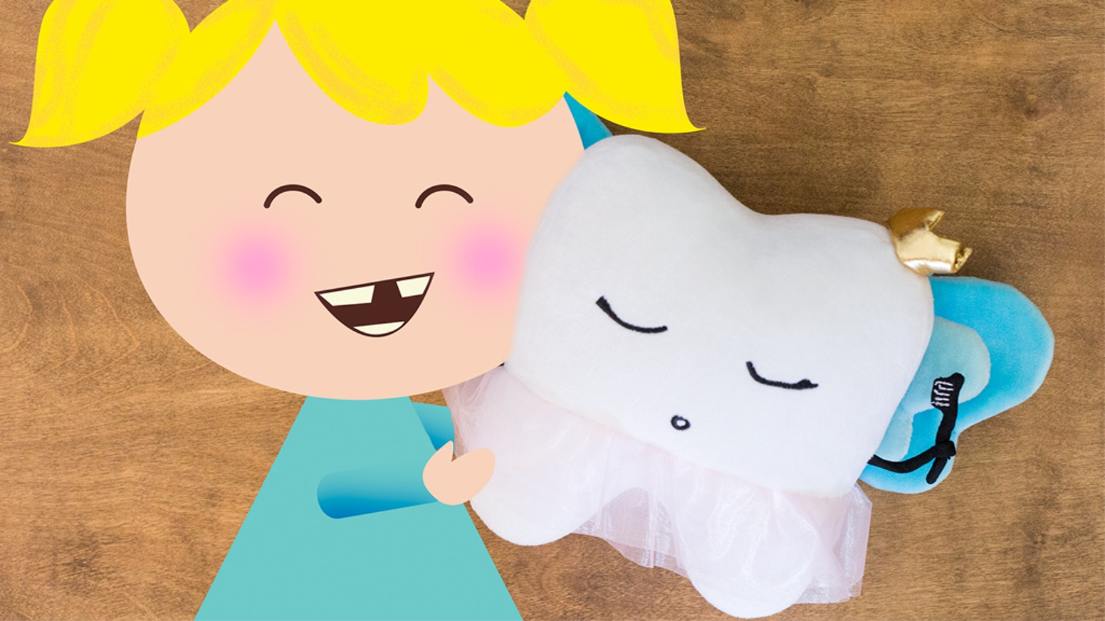 """""""Princess Prophy"""" happily encourages children to understand and practice dental care and hygiene at an early age!"""