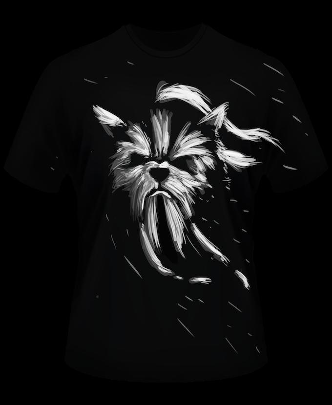 Designed Harang T-shirt