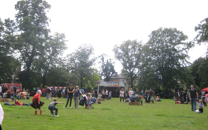 UN1TY Festival • 12.6.2012 • A community event in support of Peace Day, 21 Sept