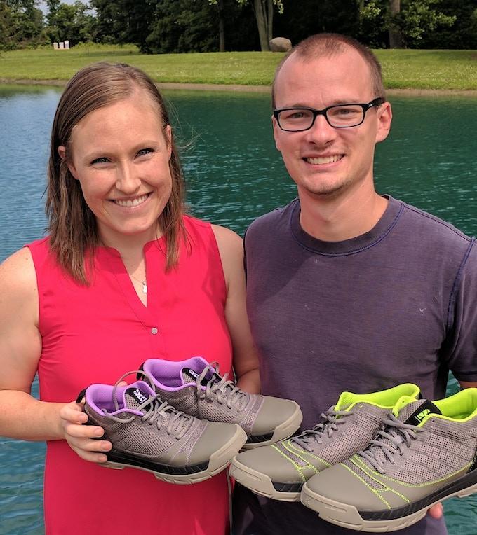Kelsey (CMO) & Craig (CTO)