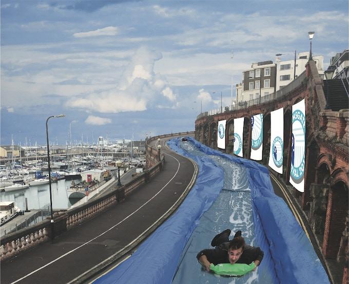 The Ramsgate Slide!