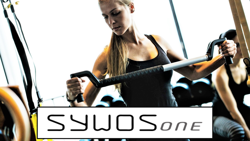 EFFICIENT BODY GYM, Increase Power, Innovative SYWOS One project video thumbnail