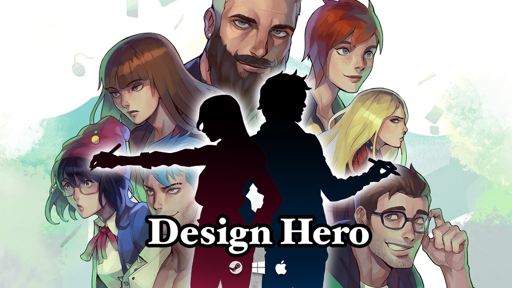 Design Hero By Akinaba Kickstarter