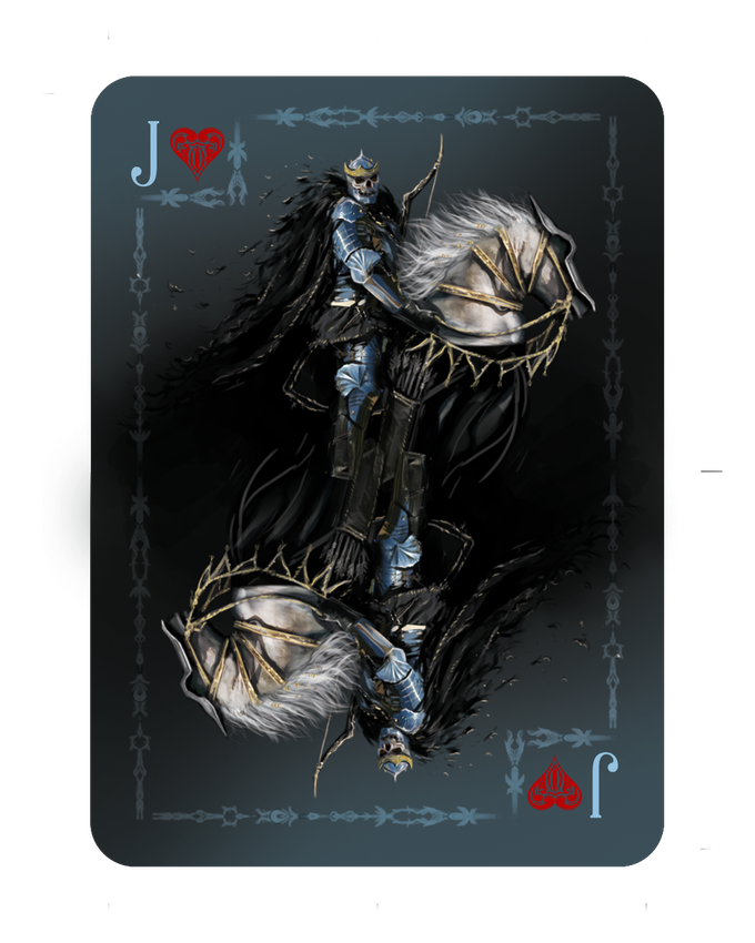 Jack of Conquest (Hearts)