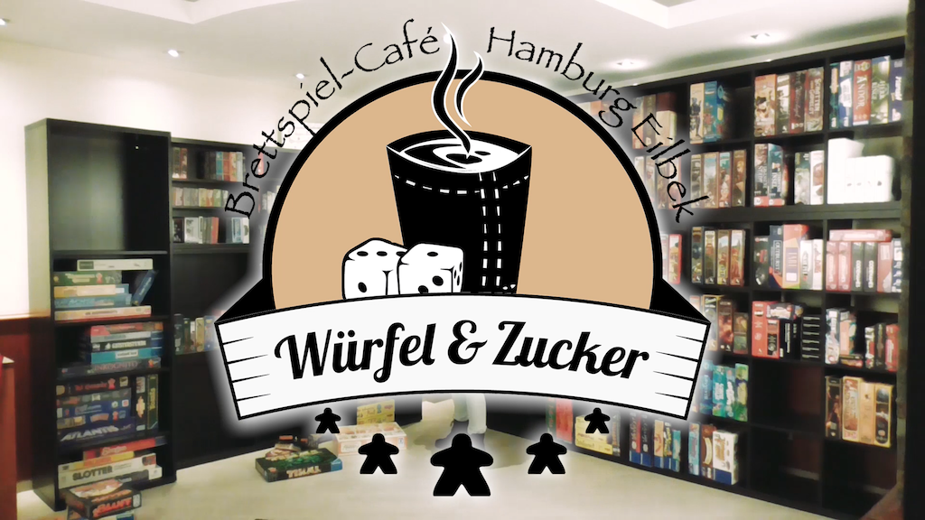 Brettspiel-Cafe Würfel & Zucker project video thumbnail