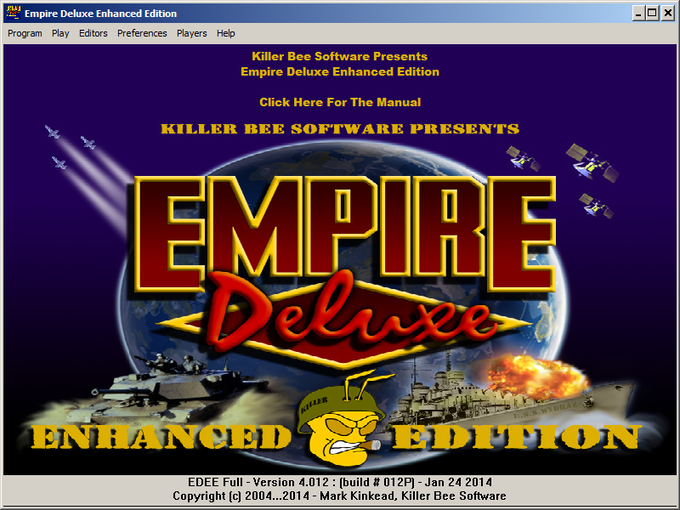 Empire Deluxe Enhanced Edition