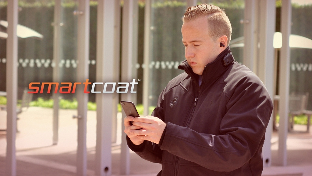 The Smartcoat with My Core Control Technology Inside project video thumbnail