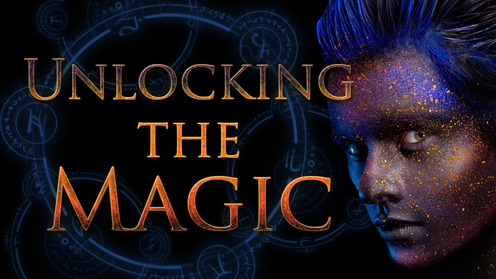 Unlocking the Magic: A Fantasy Anthology project video thumbnail