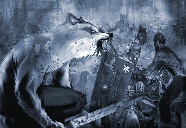 Illustration from Dark Eras Companion