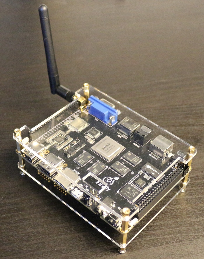 Libre Computer Board Fastest 4K SBC under $50 for Makers by Libre