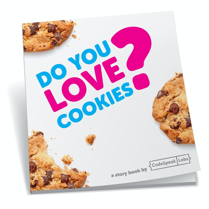 Title Page of Do You Love Cookies?