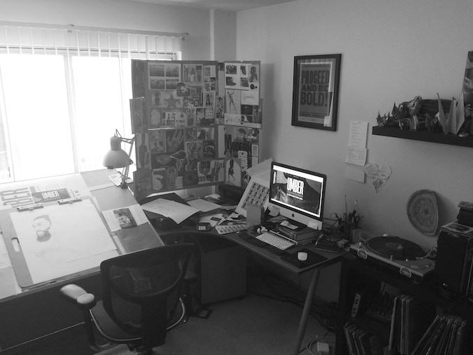 Umber Magazine Studio