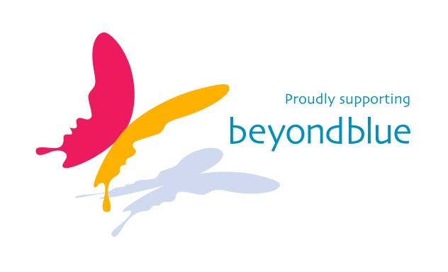 Once published, 30% of all ongoing book sales will go to beyondblue.