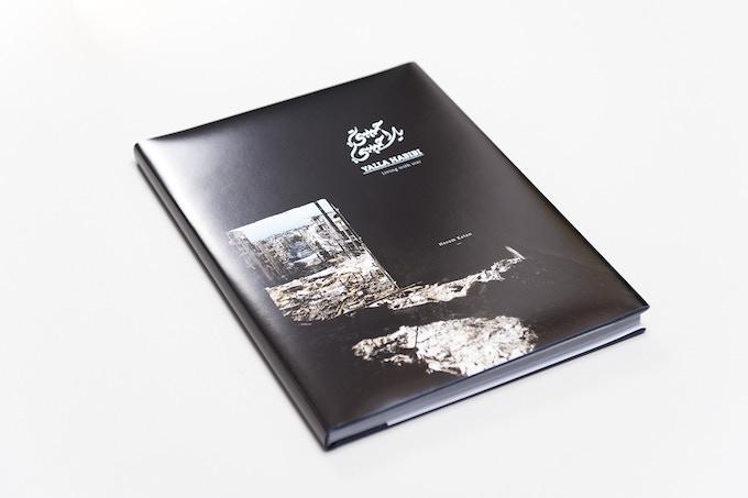 Yalla Habibi, book