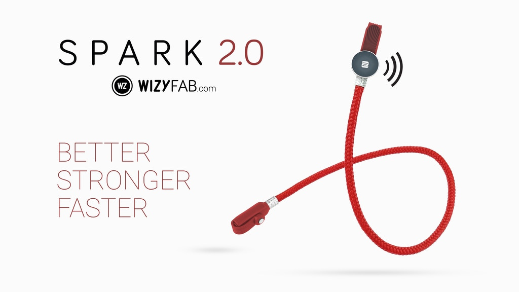 SPARK 2.0 | The most useful earbuds accessory.