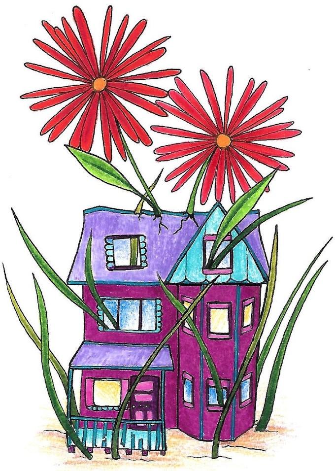 Original artwork by Carly Noa Evans