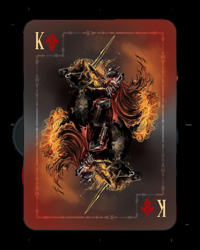 King of War (Diamonds)