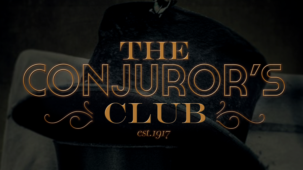 The Conjuror's Club project video thumbnail