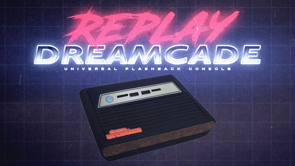 Dreamcade Replay - One Console To Rule Them All project video thumbnail