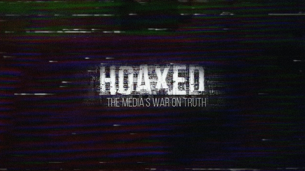 Hoaxed project video thumbnail