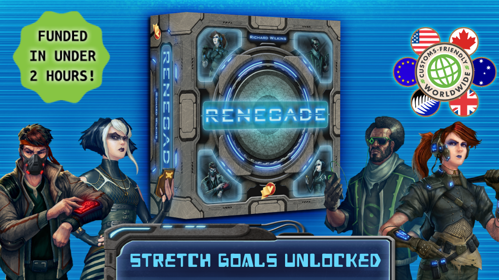 Renegade project video thumbnail