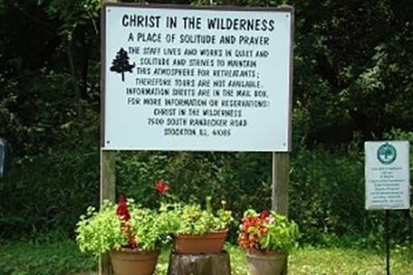 Christ In The Wilderness Retreat in Stockton, IL