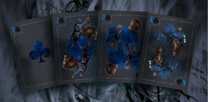 Famine Ace & Court cards, Click for high res